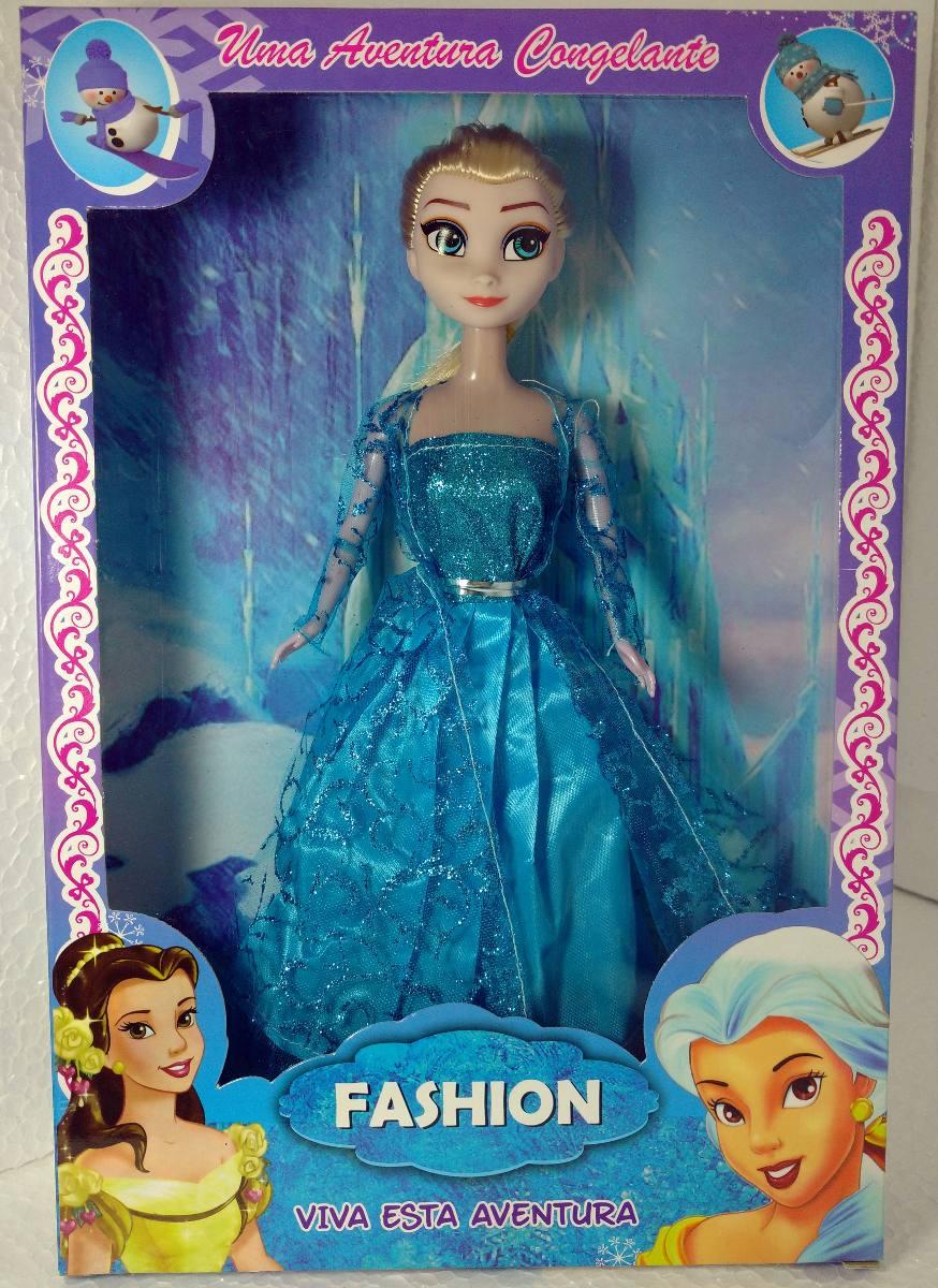 Imagens Frozen Uma Aventura Congelante Minimalist pronta entrega bonecas do filme frozen disney anna e elsa - r$ 50