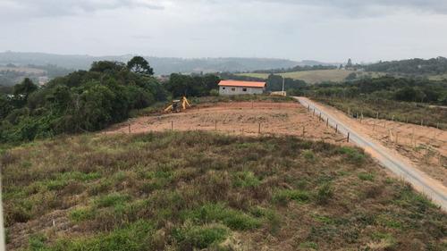 pronto para construir 500 m2 demarcado com agua e luz j