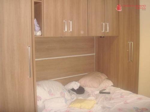 pronto p/morar + repleto de armários - ap1735