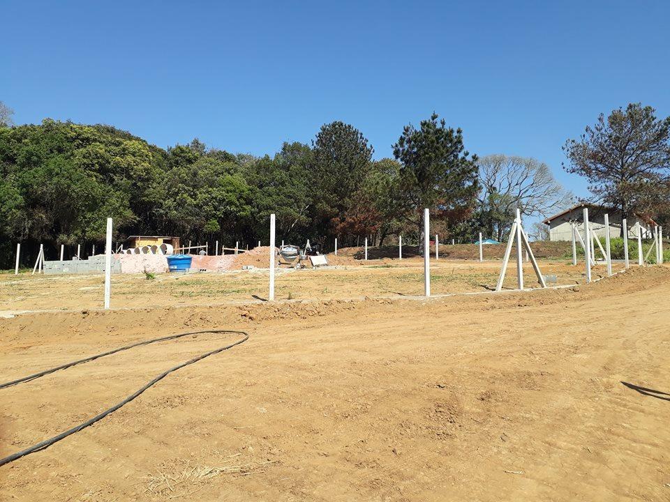 prontos para construir, 1.000 m2 com excelente topografia