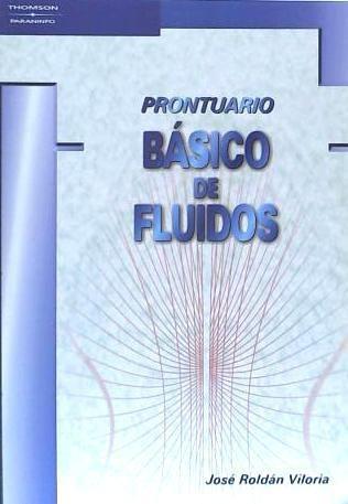 prontuario básico de fluidos(libro física aplicada)