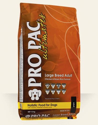 propac ultimates ® perros adultos de raza grande 20kl