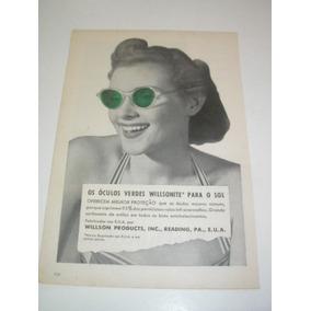 64b78fc46 Oculos De Grau Kingsman - Propaganda Antiga em São Paulo no Mercado ...