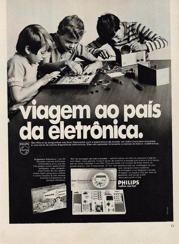 propaganda antiga philips 1972