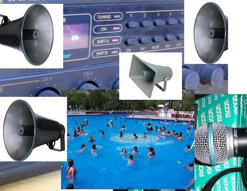 propaladora para countrys sonido en todas partes pasar music