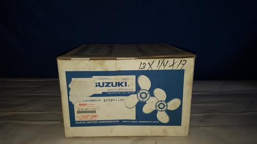 propela suzuki 13x1/4x17