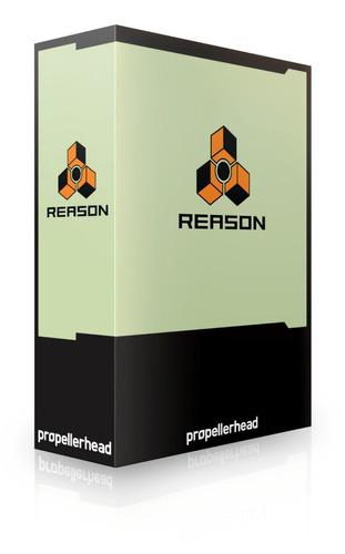 propellerheads reason 5 mac osx - windows. edicion sonidos