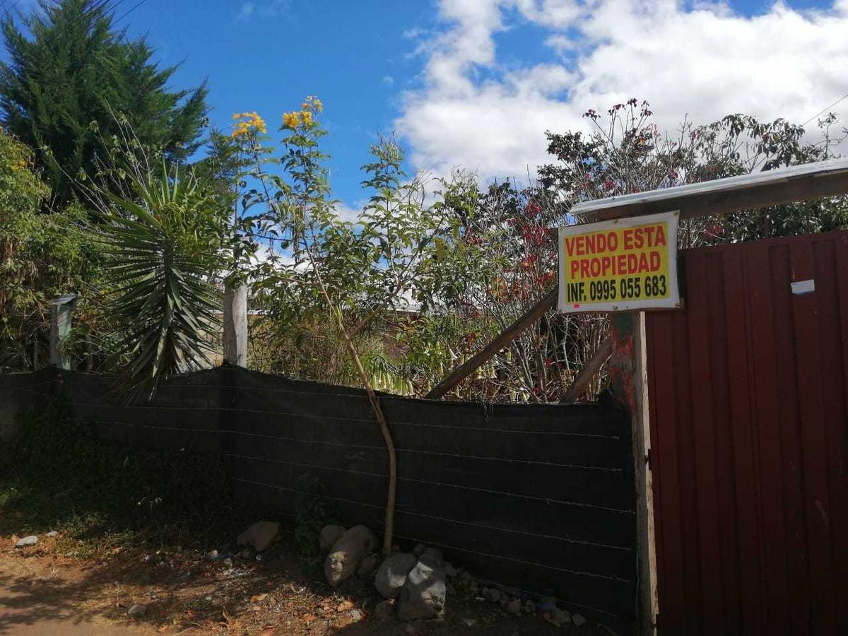 propiedad 500m con casa pequeña urcuquí