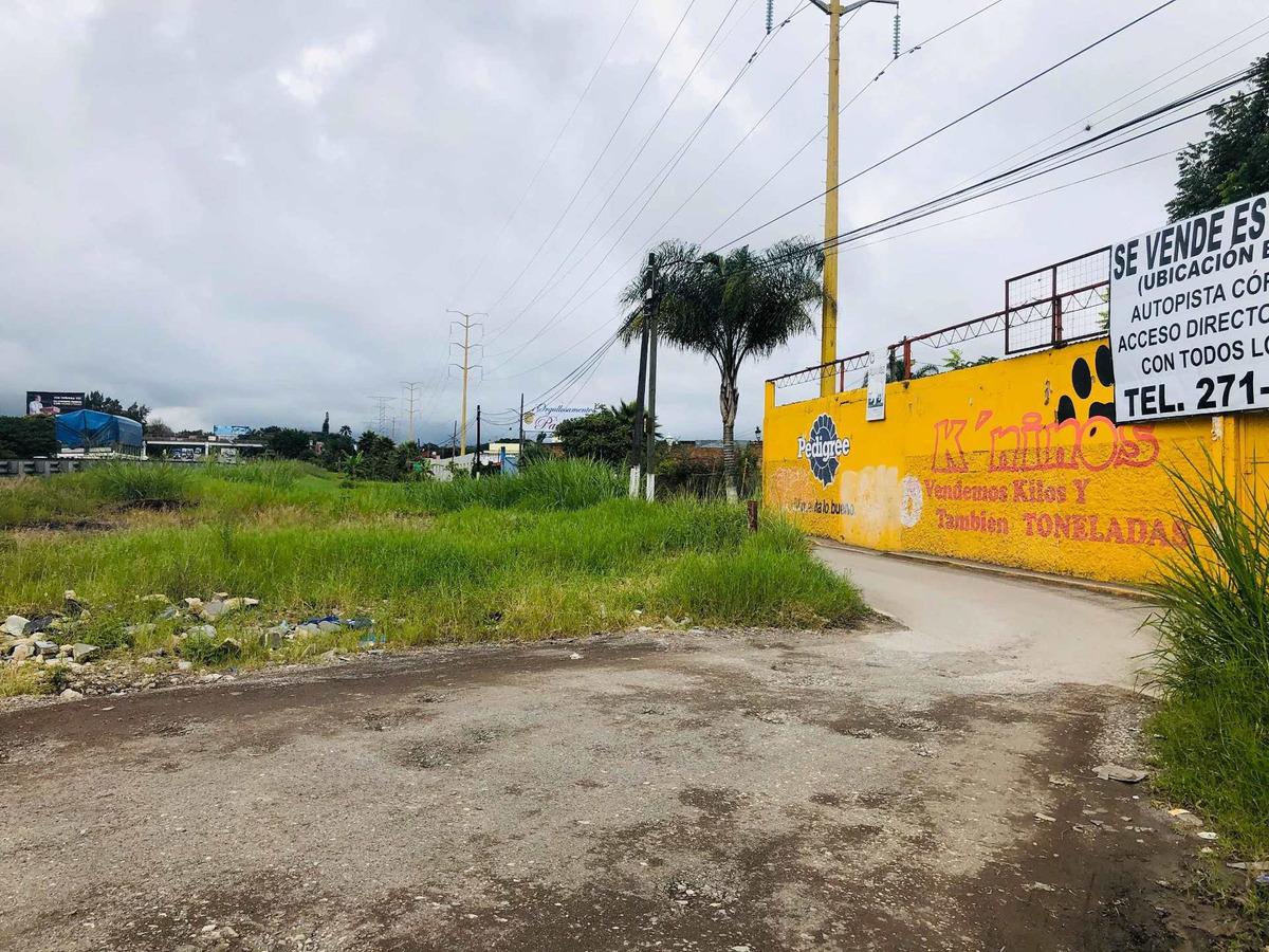 propiedad bodega frente a la autopista cordoba-orizaba