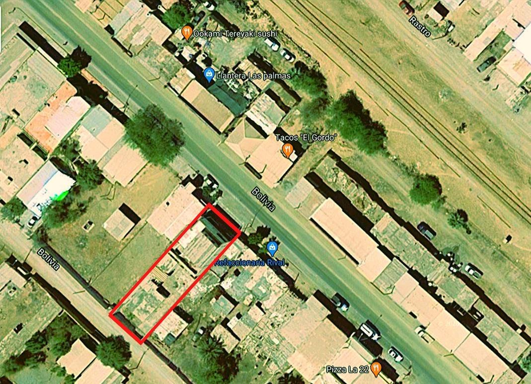 propiedad comercial en venta en km. 57, mexicali, b.c.