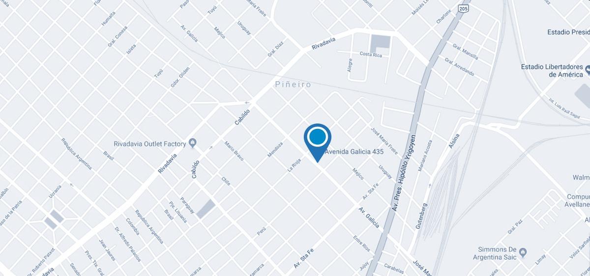 propiedad comercial venta av galicia 435, avellaneda, 387 m²