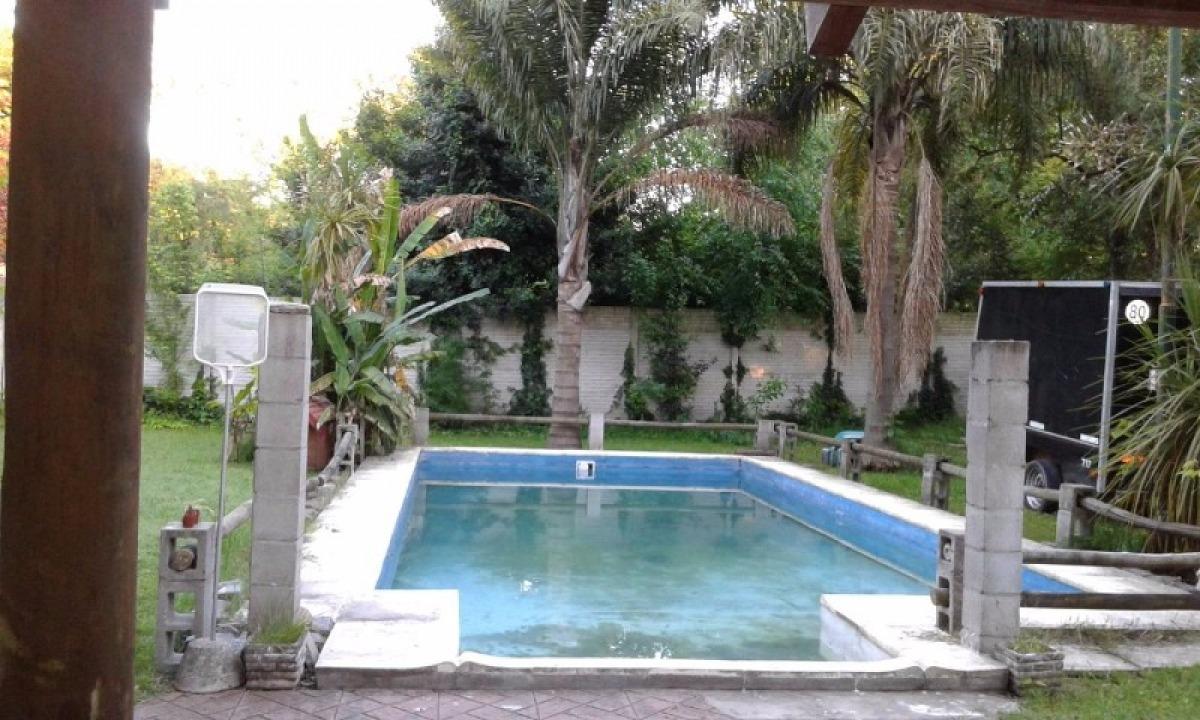 propiedad de categoria amplisimo parque con piscina