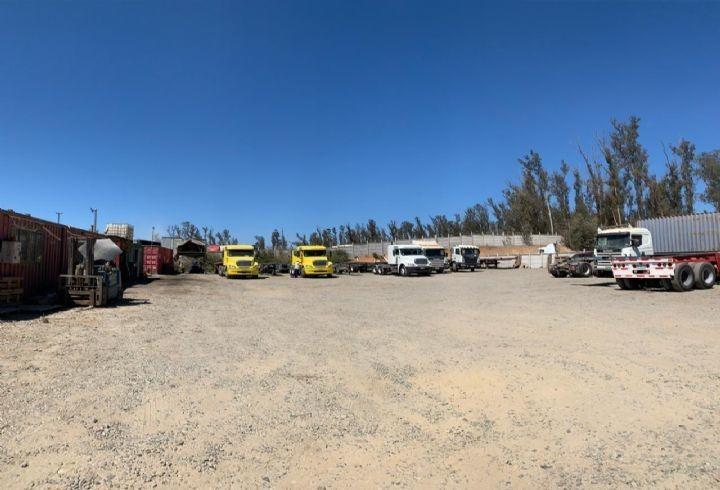propiedad en arriendo sitio en barrio industrial curauma