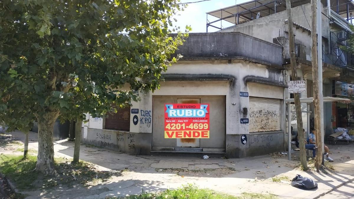 propiedad en block, 2 deptos t/casa y local. huergo 1200