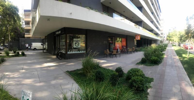 propiedad en california con av suecia  // local 50 mt2 // terraza 90 mt2