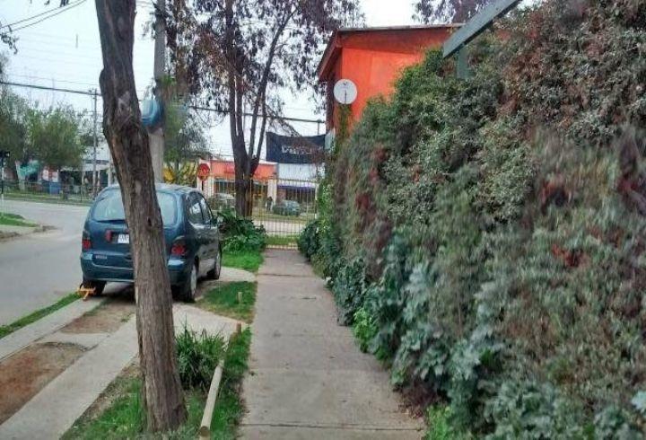 propiedad en cuatro locales arrendados en peñalolen