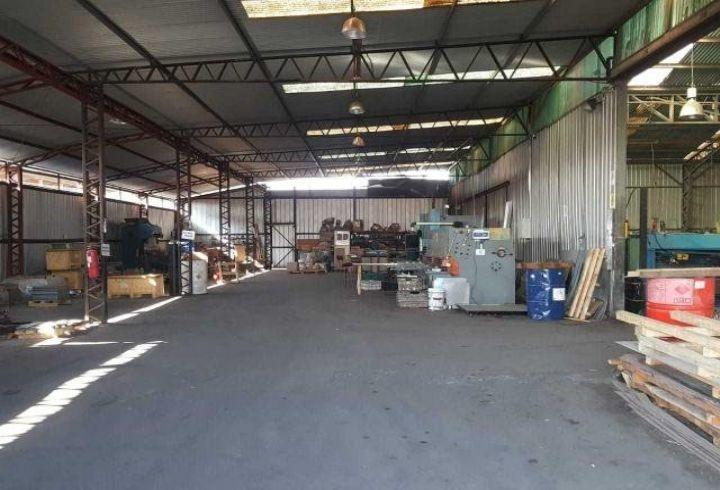 propiedad en excelente propiedad industrial en maipu, sta marta