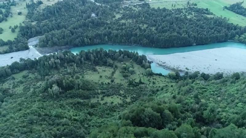 propiedad en la junta, carretera austral, patagonía norte