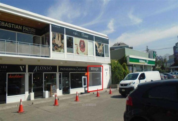propiedad en local en stripcenter | frente a vitacura