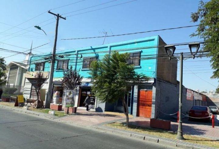 propiedad en locales comercial centro talagante