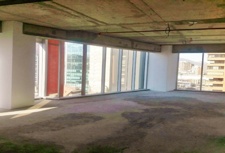 propiedad en metro manquehue/ los militares of 91,23 m2