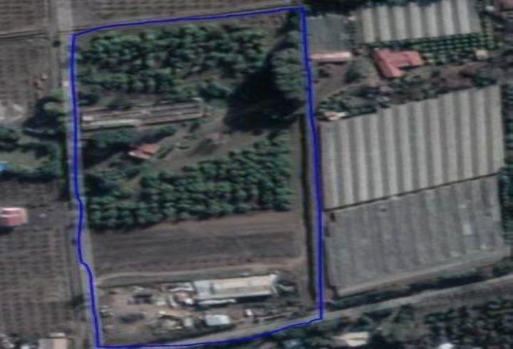 propiedad en parcela industrial en el romeral, san bernardo