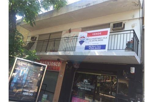 propiedad en plaza serrano ideal resto-bar, hostel