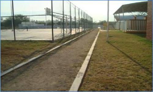 propiedad en venta: unidad deportiva ubicada en calle valle de los olivos colonia real del valle, tecoman, colima
