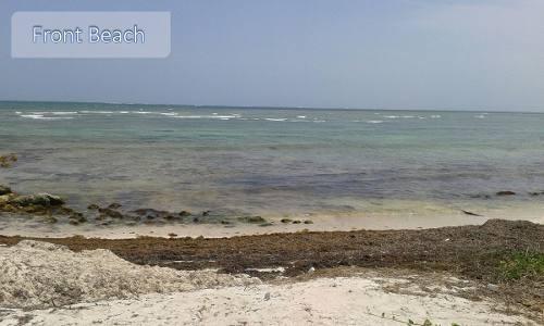 propiedad frente a la playa  en venta