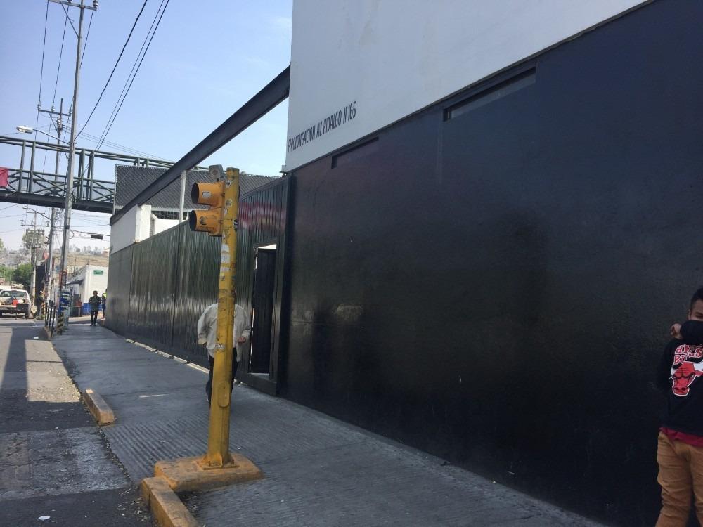 propiedad industrial, 25mts de frente sobre avenida