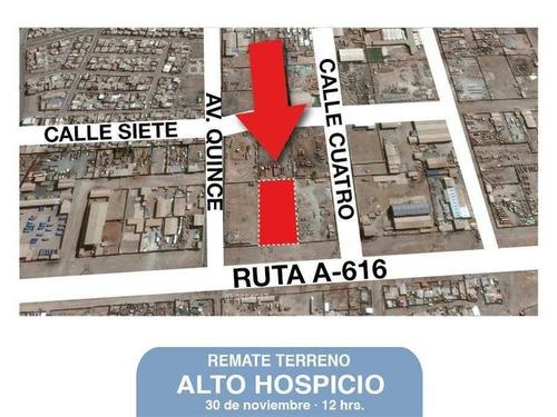 propiedad industrial alto hospicio