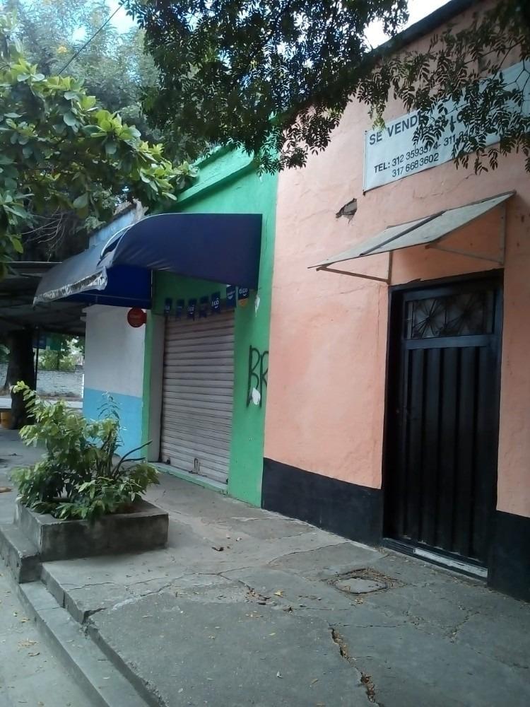 propiedad residencial y comercial - casa y locales - esquina