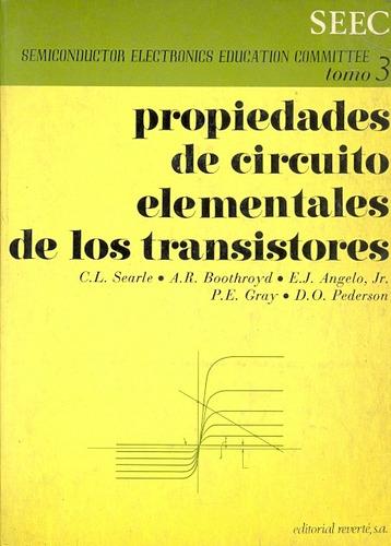 propiedades de circuito elementales de los transistores