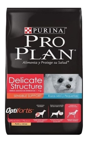 proplan delicate small breed x 3 kg