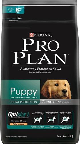 proplan puppy complete cachorros todas las razas 15kg