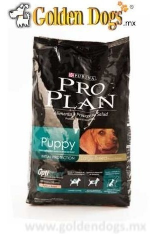 proplan puppy large breed 13 kg raza grande cachorro