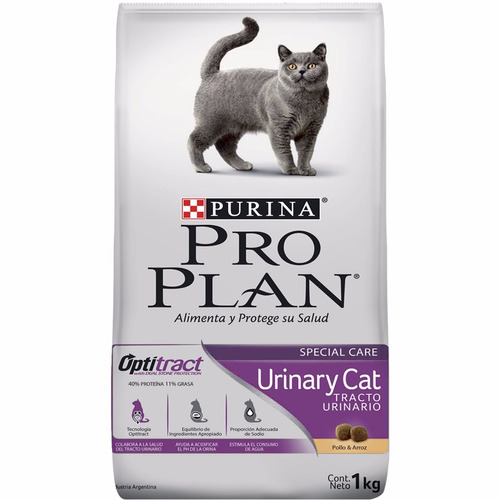 proplan urinary gato adulto 15 kilos + regalo!!!