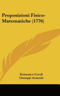 proposizioni fisico-matematiche (1776), domenico cocoli