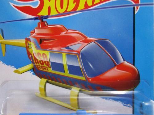 propper chopper escala 1/64 coleccion hot wheels z1 a2