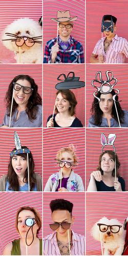 props photobooth boda hora loca fiestas marcos selfies y mas