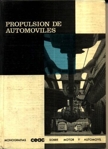 propulsion de automoviles - antonio guadilla