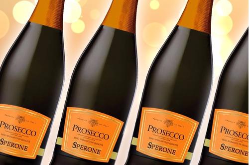 prosecco sperone brut 2 botellas italiano envio gratis caba