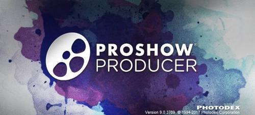 proshow producer 9 + efeitos + trechos animados + áudios etc