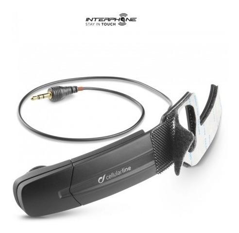 prosound capacete shark audio kit  interphone audiokit moto