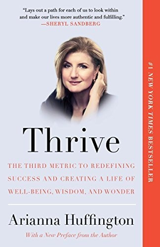 prosperar: la tercera medida para redefinir el éxito y crea