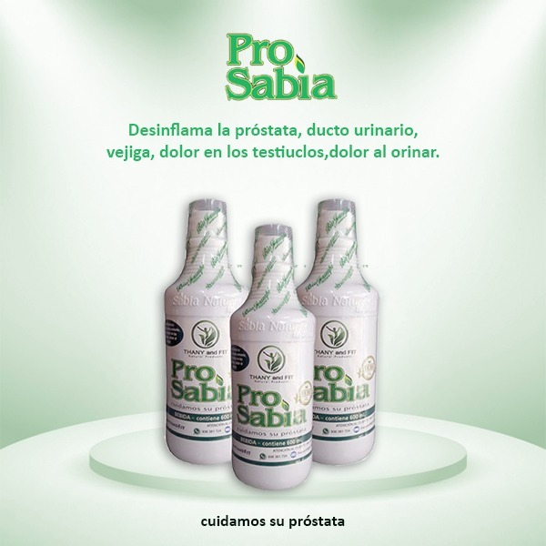 Próstata Inflamada - S/ 79,00 en Mercado Libre
