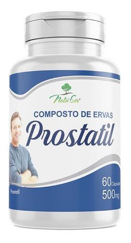 prostatil - tenha um próstata saudável 100 % natural 60 cáp.