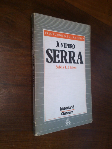 protagonistas de américa junipero serra - sylvia hilton