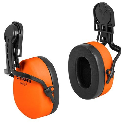 prot.auditivo acoplable p/casco,snr=25db  truper  oaj-c