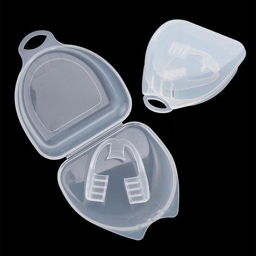 protección bucal bruxismo original soporte dientes dormir